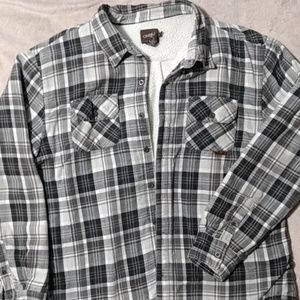O'Neill insulated flannel jacket